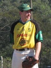 Chris - Cerâmica Beisebol