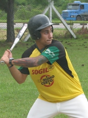 Douglas - Cerâmica Beisebol