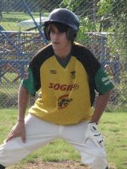 Leandro - Cerâmica Beisebol