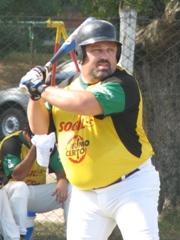 Steve - Cerâmica Beisebol